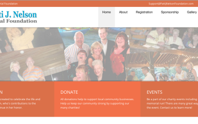 patti nelson foundation website
